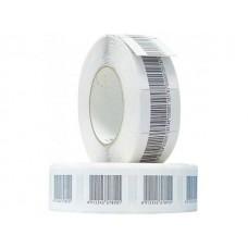 Защитная этикетка 4 x 4 см деактивируемая, Антикражные метки, датчики, доставка, гарантия, любой способ оплаты