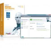 Антивирус ESET Smart Security 6 1Y 2User BOX (как продление на 20 месяцев)