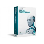 Антивирус ESET NOD32 Antivirus 6 1Y 2User BOX