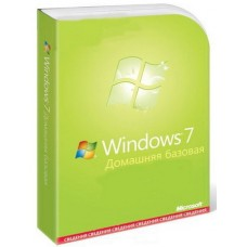 Windows 7 Home Basic 32-bit Russian 1pk DVD OEM