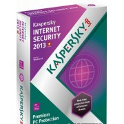 Антивирусная программа Kaspersky Internet Security 2013 Desktop 5Dt BOX для 5 ПК на 1 год