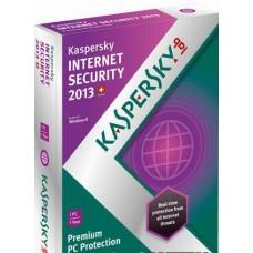 Антивирусная программа Kaspersky Internet Security 2013 Desktop