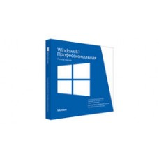 Windows 8.1 Professional 64-bit Russian 1pk DSP OEI DVD