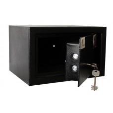 Мебельный сейф ЕС-20К.9005, Мебельные сейфы, Сейфы, доставка, гарантия, любой способ оплаты
