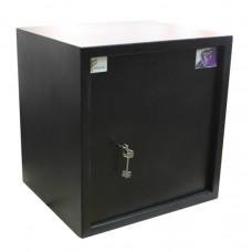 Мебельный сейф БС-38К-П1-9005, Мебельные сейфы, Сейфы, доставка, гарантия, любой способ оплаты