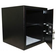 Офисный сейф БС-38К-П1-9005, Офисные сейфы, доставка, гарантия, любой способ оплаты