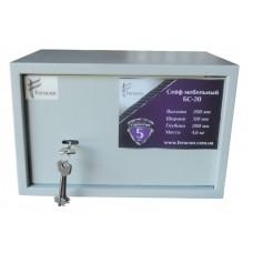 Мебельный сейф БС-20КД.7035, Мебельные сейфы, доставка, гарантия, любой способ оплаты