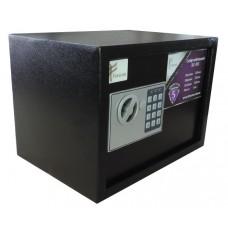 Мебельный сейф БС-25Е-9005, Мебельные сейфы, доставка, гарантия, любой способ оплаты