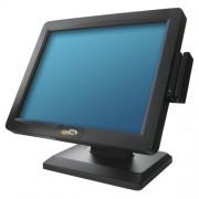 POS терминал сенсорный моноблок UNIQ-PS55.01 в комплекте со считывателем магнитных карт