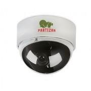 Купольная цветная видеокамера Partizan CDM-VF32H
