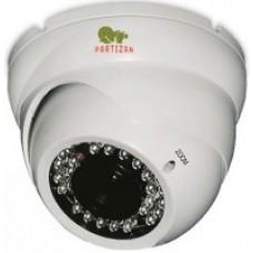 Купольная цветная видеокамера Partizan CDM-333H-IR, Купольные видеокамеры, доставка, гарантия, любой способ оплаты