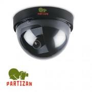 Купольная цветная видеокамера Partizan CDM-332H