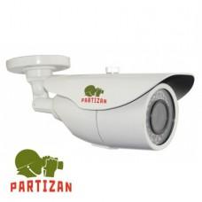 Наружная цветная видеокамера Partizan COD-454HM, Наружные видеокамеры, доставка, гарантия, любой способ оплаты
