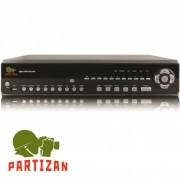 Шестнадцатиканальный видеорегистратор Partizan ADT-86DR16