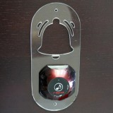 Подставка настенная для кнопки вызова официанта Rapid округлая H16