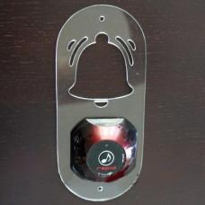 Подставка настенная для кнопки вызова официанта Rapid округлая H16, Системы вызова официанта и персонала, звонки, доставка, гарантия, любой способ оплаты