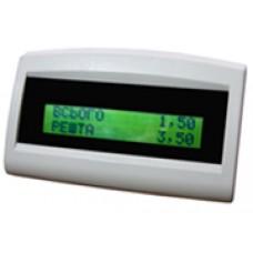 Индикатор клиента DPD Mini, Дисплей покупателя, доставка, гарантия, любой способ оплаты