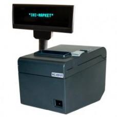 Выносной индикатор клиента IKC-Л-2*20, Дисплей покупателя, доставка, гарантия, любой способ оплаты