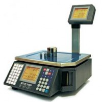 Весы с печатью чека