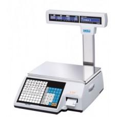 Весы электронные с термопечатью CL5000J-IP/R, Весы с печатью чека, доставка, гарантия, любой способ оплаты