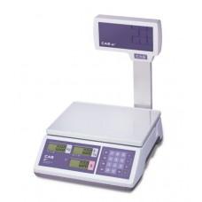 Весы электронные настольные ER JR CB/CBU 6/15/30, Торговые весы, доставка, гарантия, любой способ оплаты