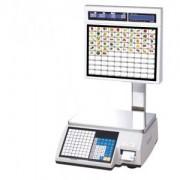 Весы электронные с термопечатью CL5000J-IS