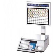 Весы электронные с термопечатью CL5000J-IS, Весы с печатью чека, доставка, гарантия, любой способ оплаты