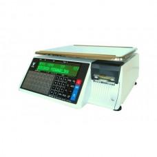 Весы с печатью этикетки DIGI SM 100 CS B (без стойки), Весы с печатью чека, доставка, гарантия, любой способ оплаты